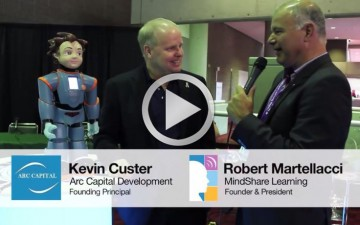 Exclusive Interview with Kevin Custer on the Revolutionary Humanoid Robots Designed for Children with Autism at ISTE 2014