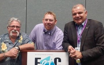 Exclusive Podcast with Legendary EdTech Bloggers at FETC