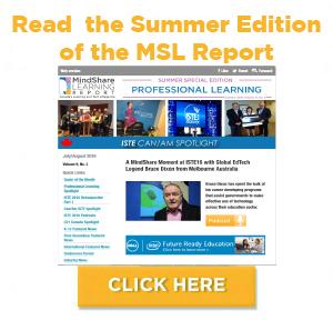 Latest MSL Report