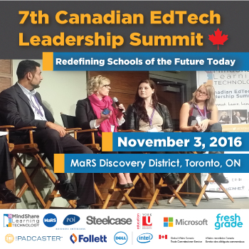 7th EdTech Leadership Summit