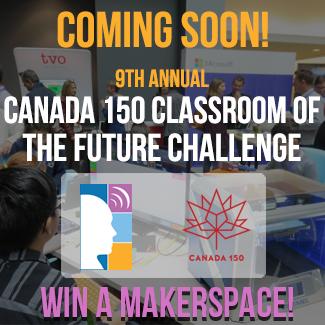 CDN 150 Classroom of the Future Challenge