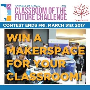 Canada 150 Classroom of the Future Challenge