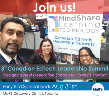 8th Canadian Edtech Leadership Summit