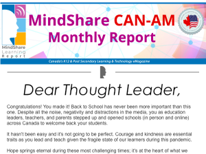 Latest Mindshare Can/Am Monthly Report
